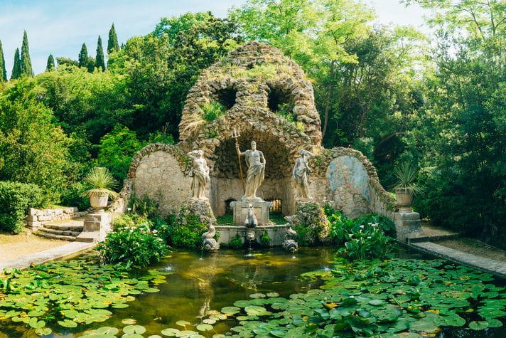 Quality photo of Arboretum Trsteno - Croatia