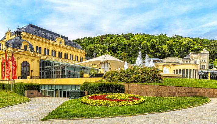 Quality photo of Baden bei Wien - Austria