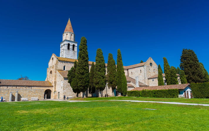 Quality photo of Basilica di Aquileia - Italy