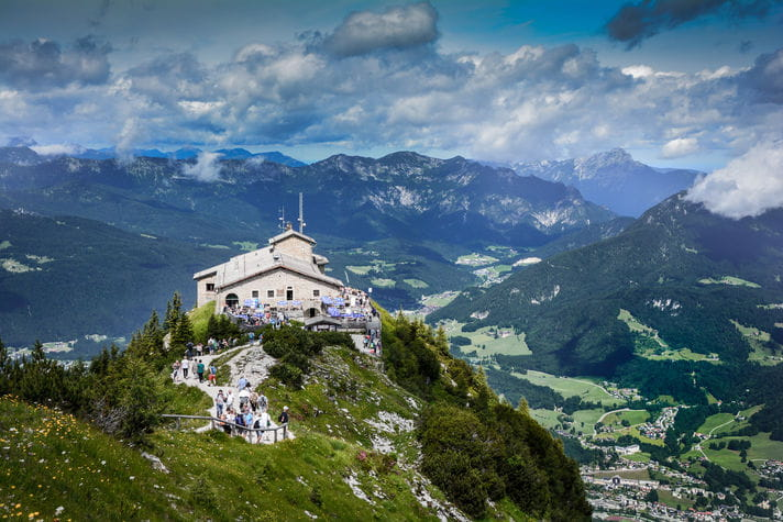 Quality photo of Berchtesgaden – Eagles Nest - Germany