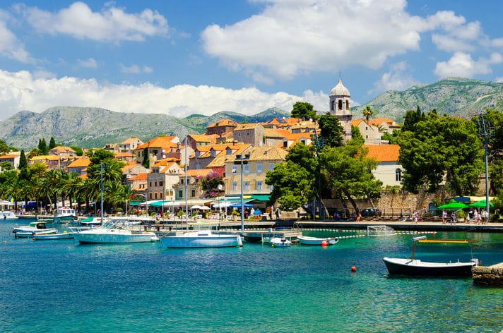 Quality photo of Cavtat - Croatia