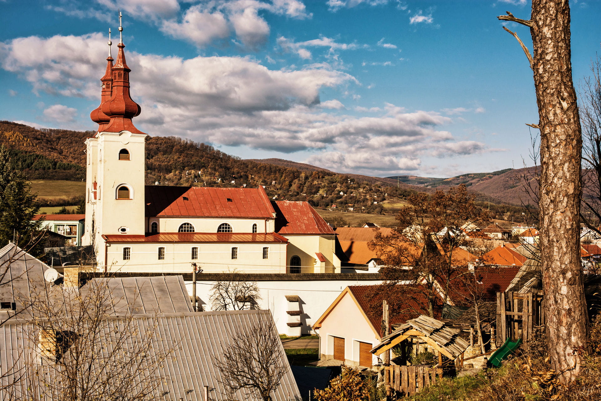 High quality hoto of Divin - Slovakia