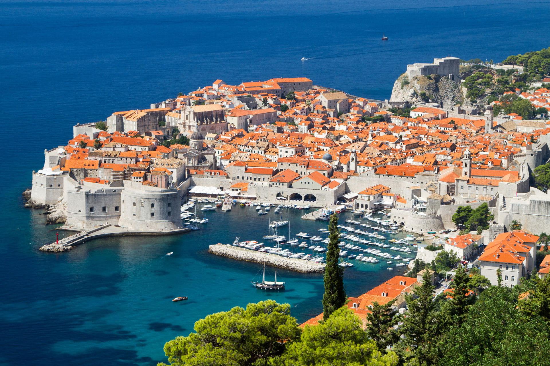 High quality hoto of Dubrovnik - Croatia