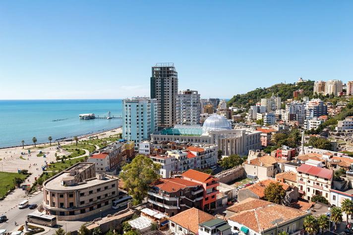 Quality photo of Durres - Albania