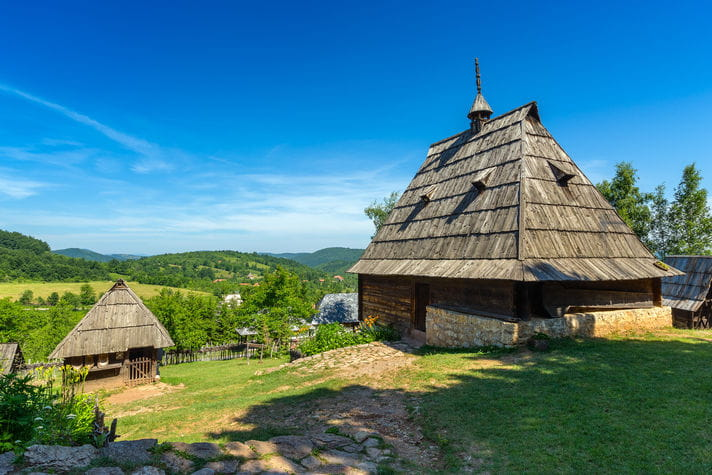 Quality photo of Ethno Village Sirogojno - Serbia