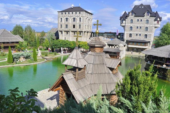 Quality photo of Ethno Village Stanisici - Bosnia and Herzegovina