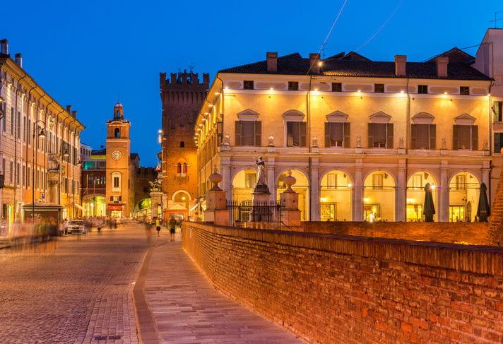 Quality photo of Ferrara - Italy