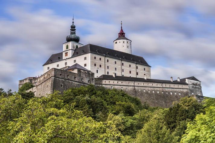 Quality photo of Forchtenstein Castle - Austria