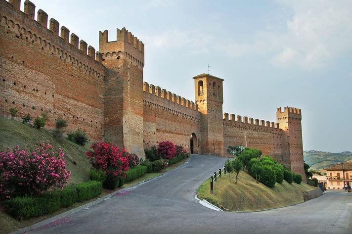 Quality photo of Gradara Castle - Italy