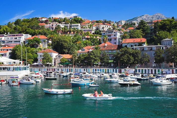 Quality photo of Herceg Novi - Montenegro