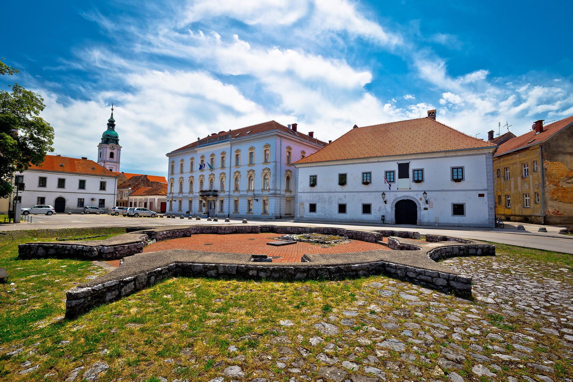High quality hoto of Karlovac - Croatia