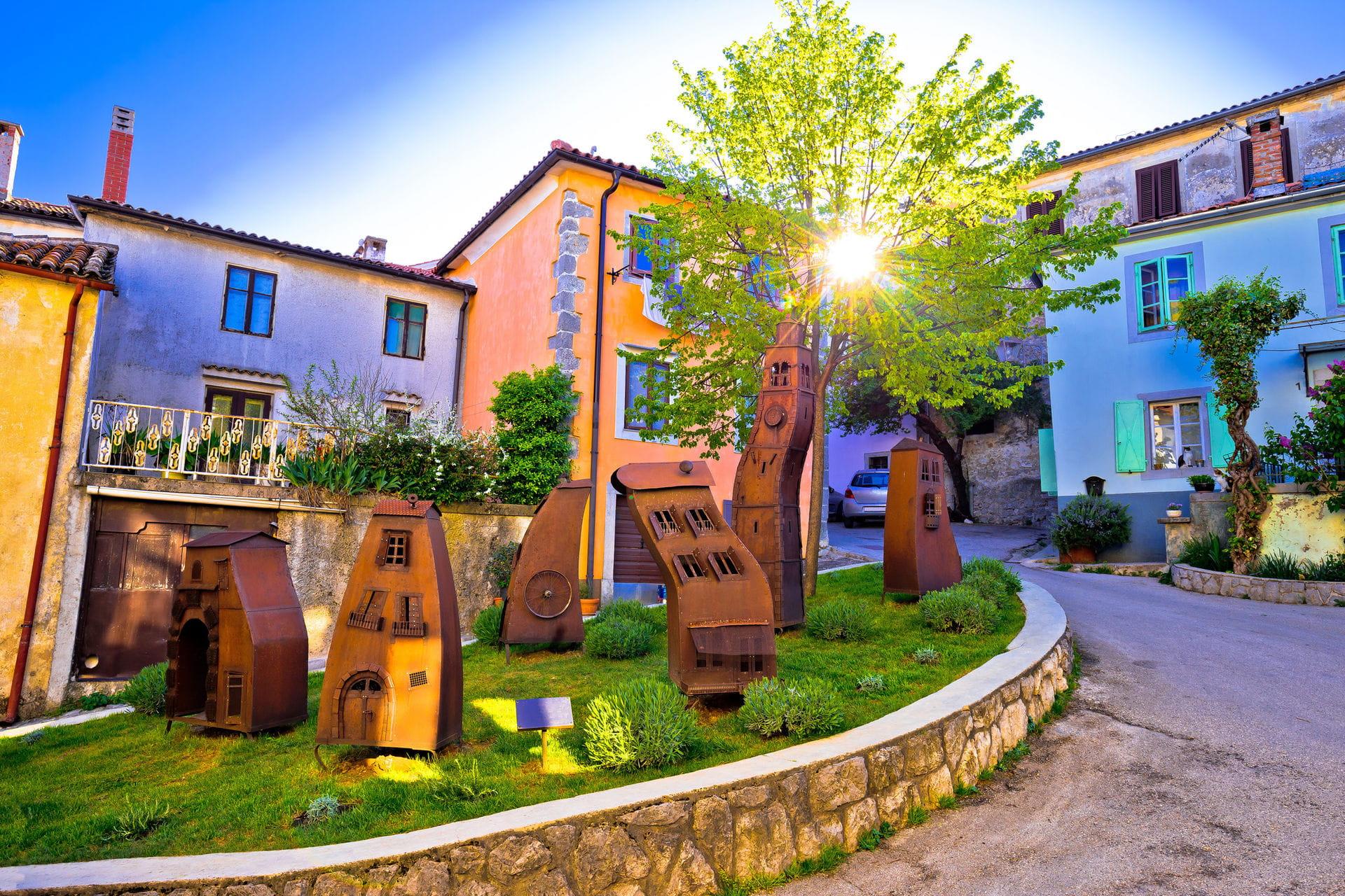 High quality hoto of Kastav - Croatia