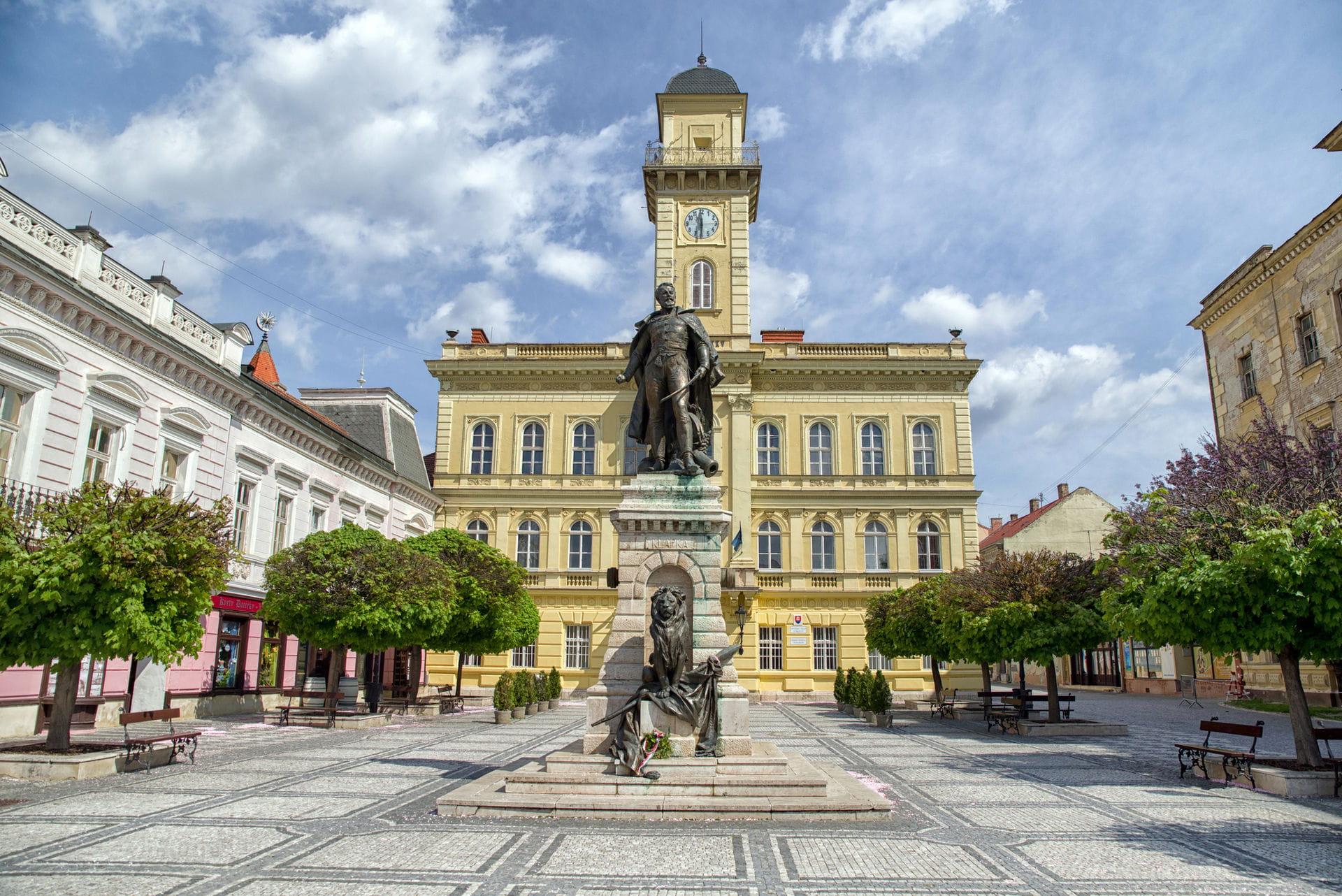 High quality hoto of Komarno - Slovakia