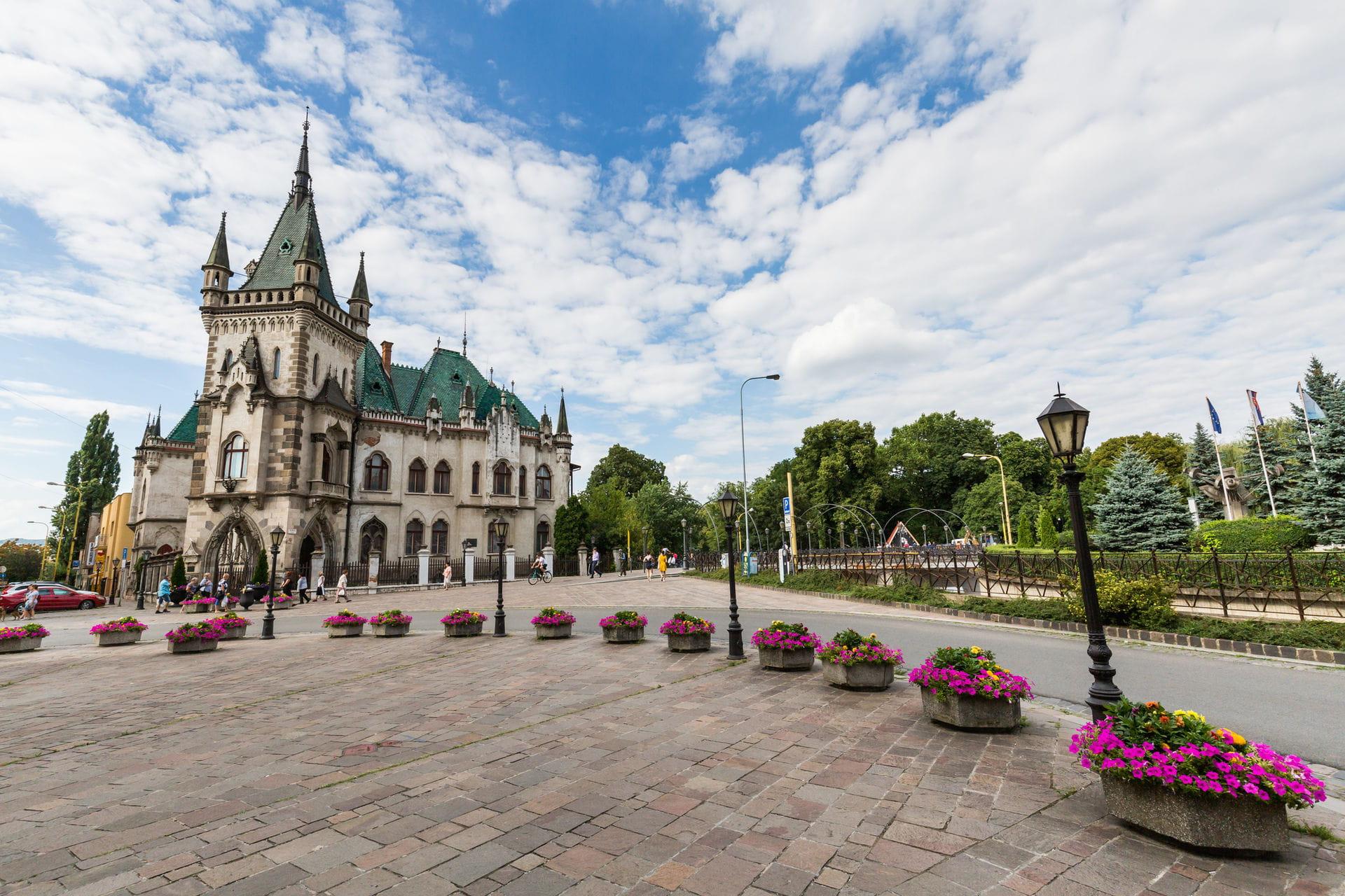 High quality hoto of Kosice - Slovakia