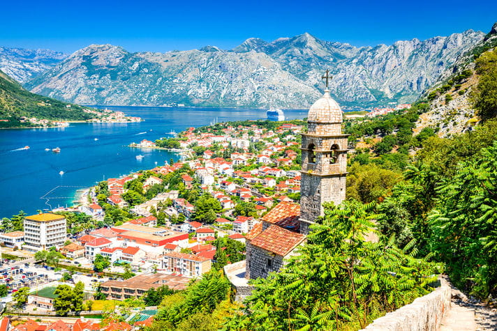 Quality photo of Kotor - Montenegro
