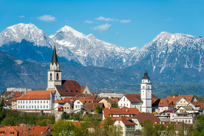 Quality photo of Kranj - Slovenia