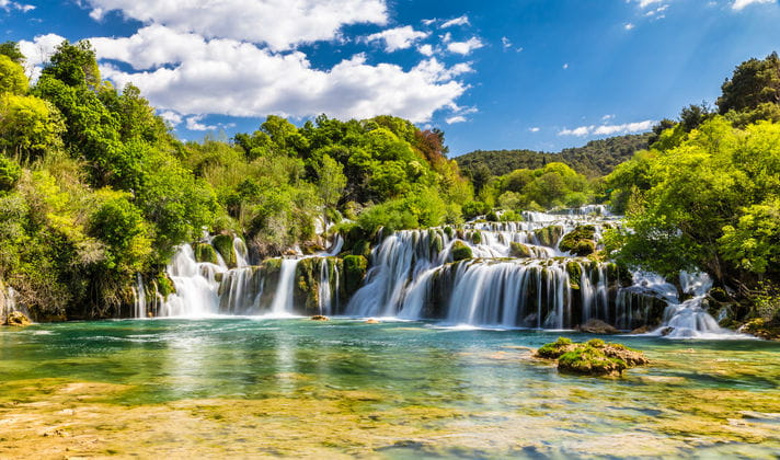 Quality photo of Krka National Park - Croatia