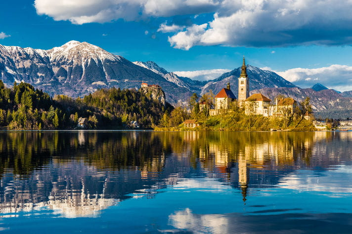 Quality photo of Lake Bled - Slovenia
