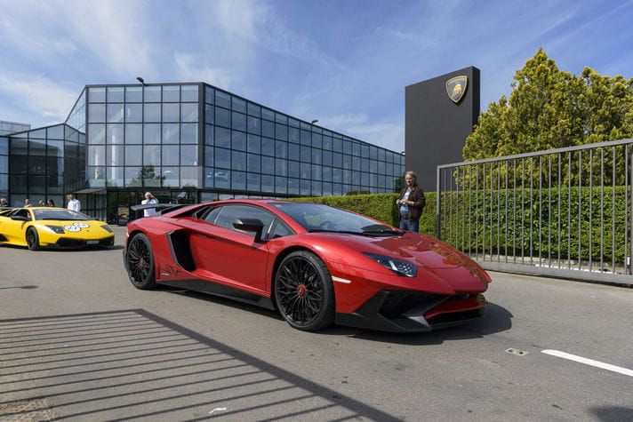 Quality photo of Lamborghini Museum - Italy