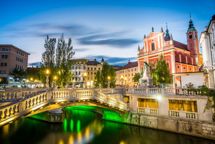 Quality photo of Ljubljana - Slovenia