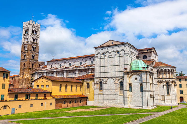 Quality photo of Lucca - Italy