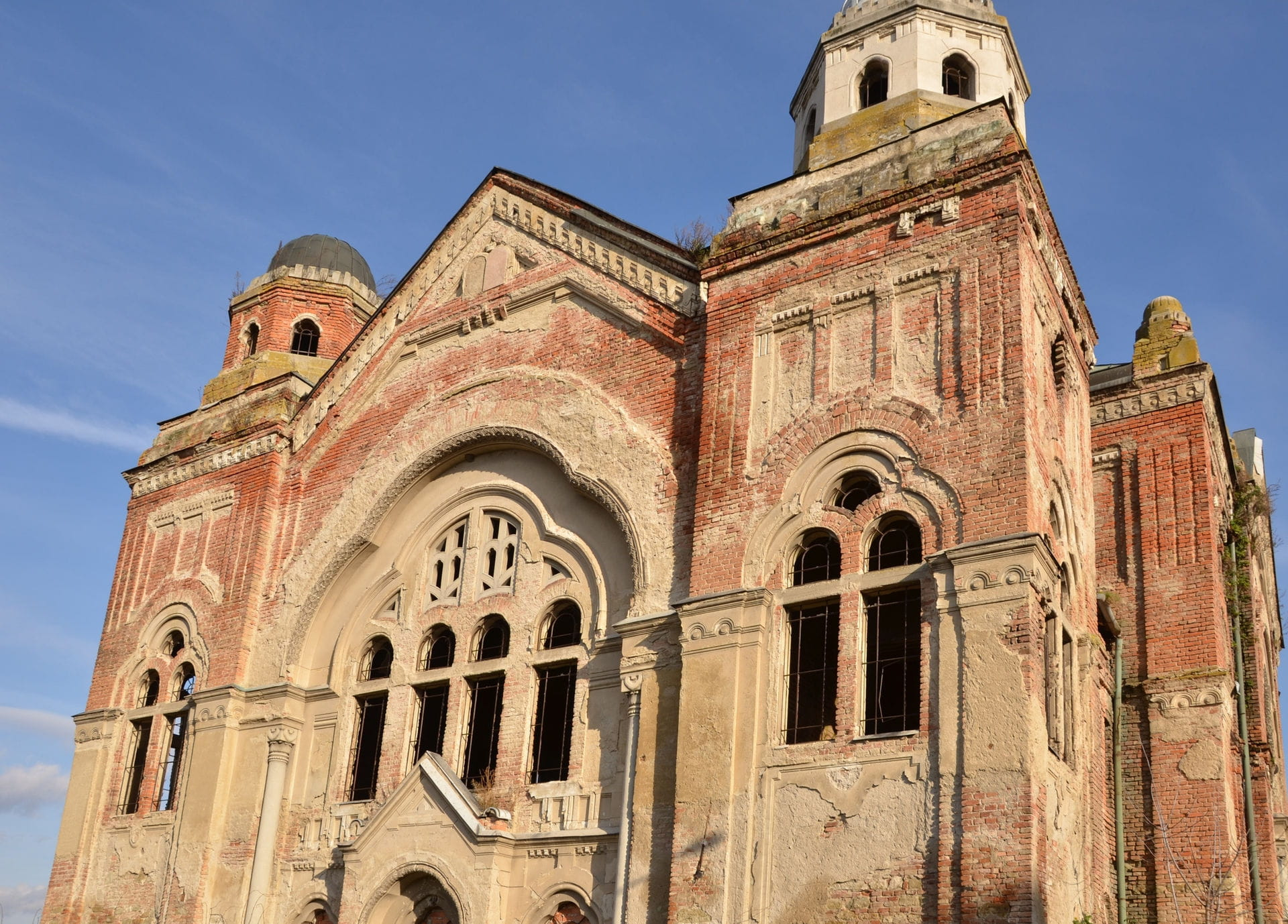High quality hoto of Lucenec Synagogue - Slovakia