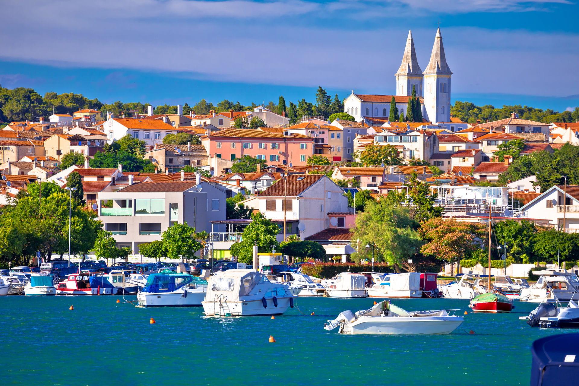 High quality hoto of Medulin - Croatia