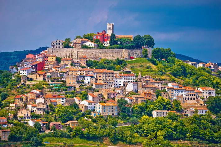 Quality photo of Motovun - Croatia