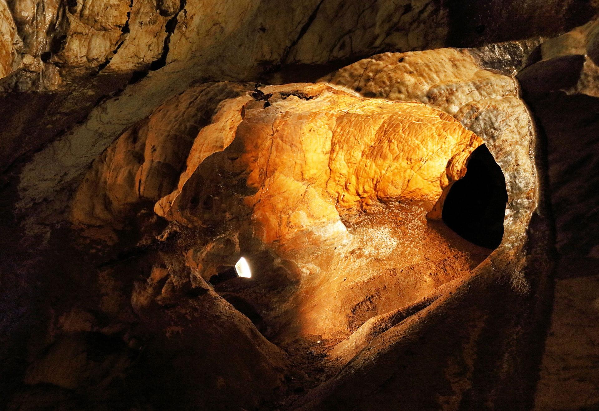 High quality hoto of Ochtinska Cave - Slovakia