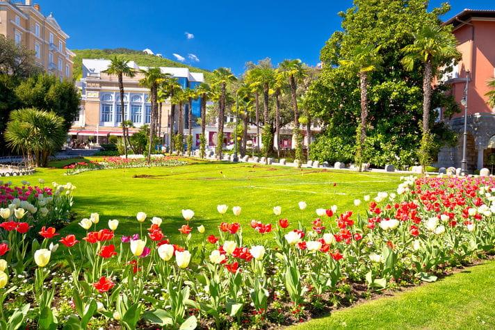 Quality photo of Opatija - Croatia