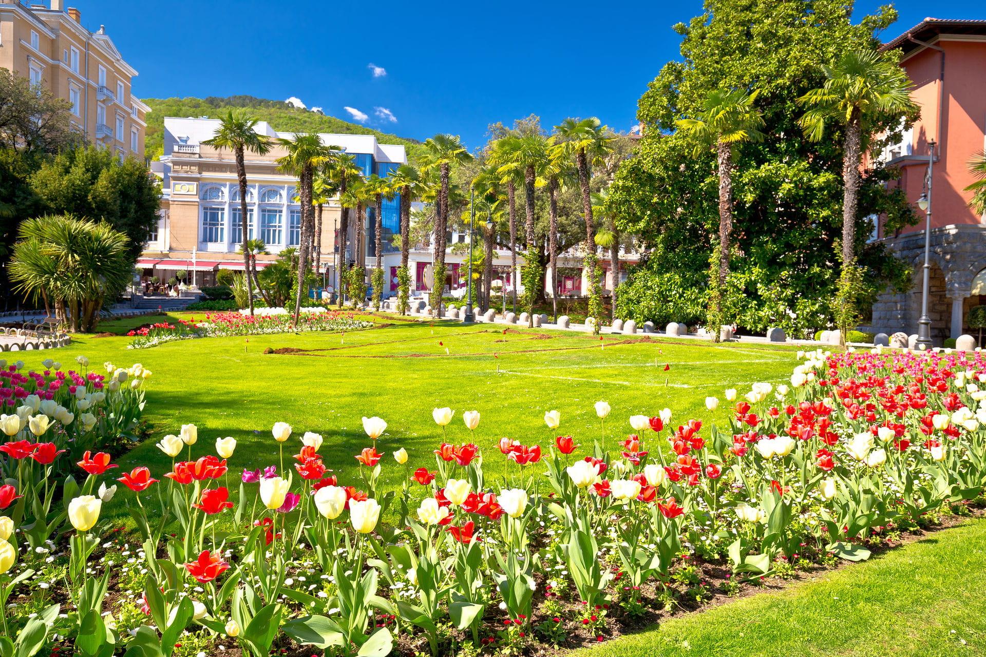 High quality hoto of Opatija - Croatia