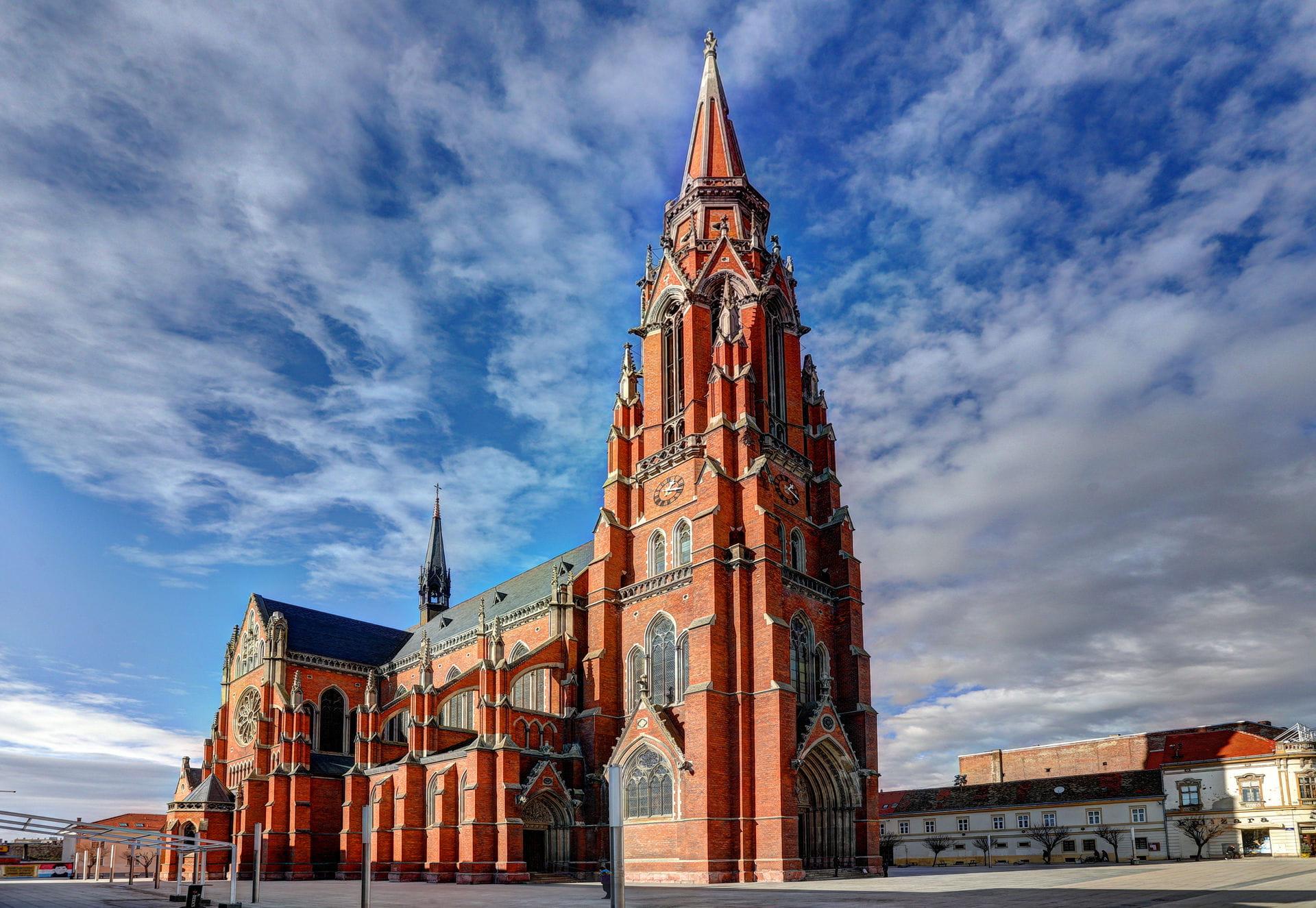 High quality hoto of Osijek - Croatia