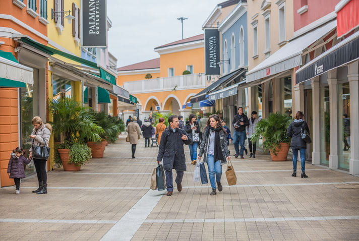 Quality photo of Palmanova Outlet - Italy