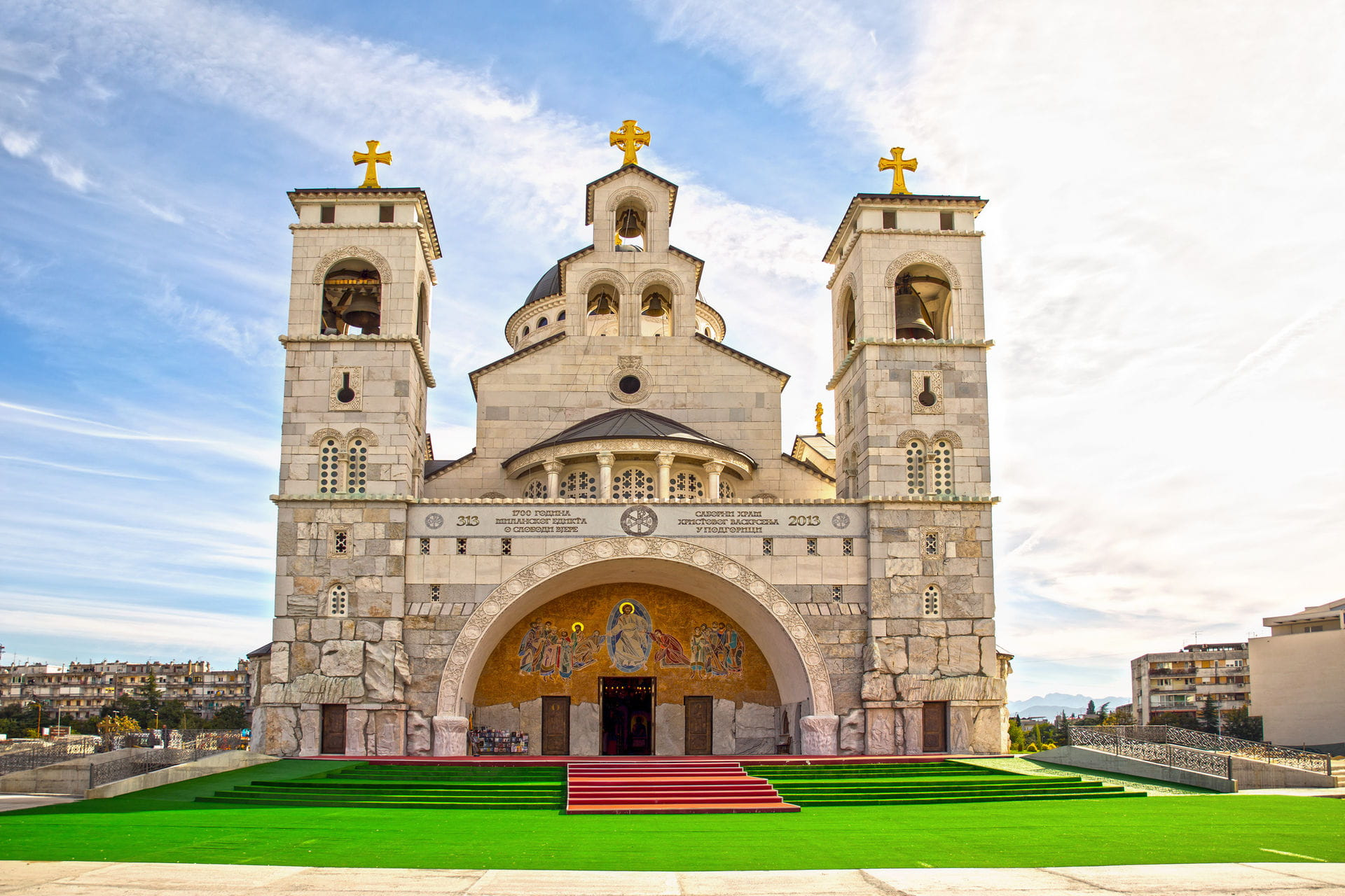 High quality hoto of Podgorica - Montenegro