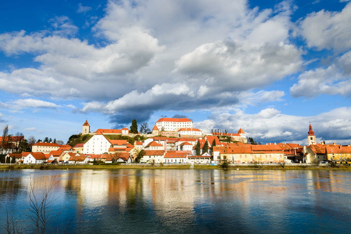 Quality photo of Ptuj - Slovenia