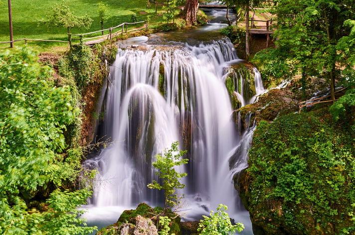 Quality photo of Rastoke - Croatia
