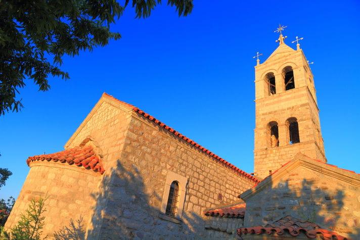 Quality photo of Rezevici Monastery - Montenegro