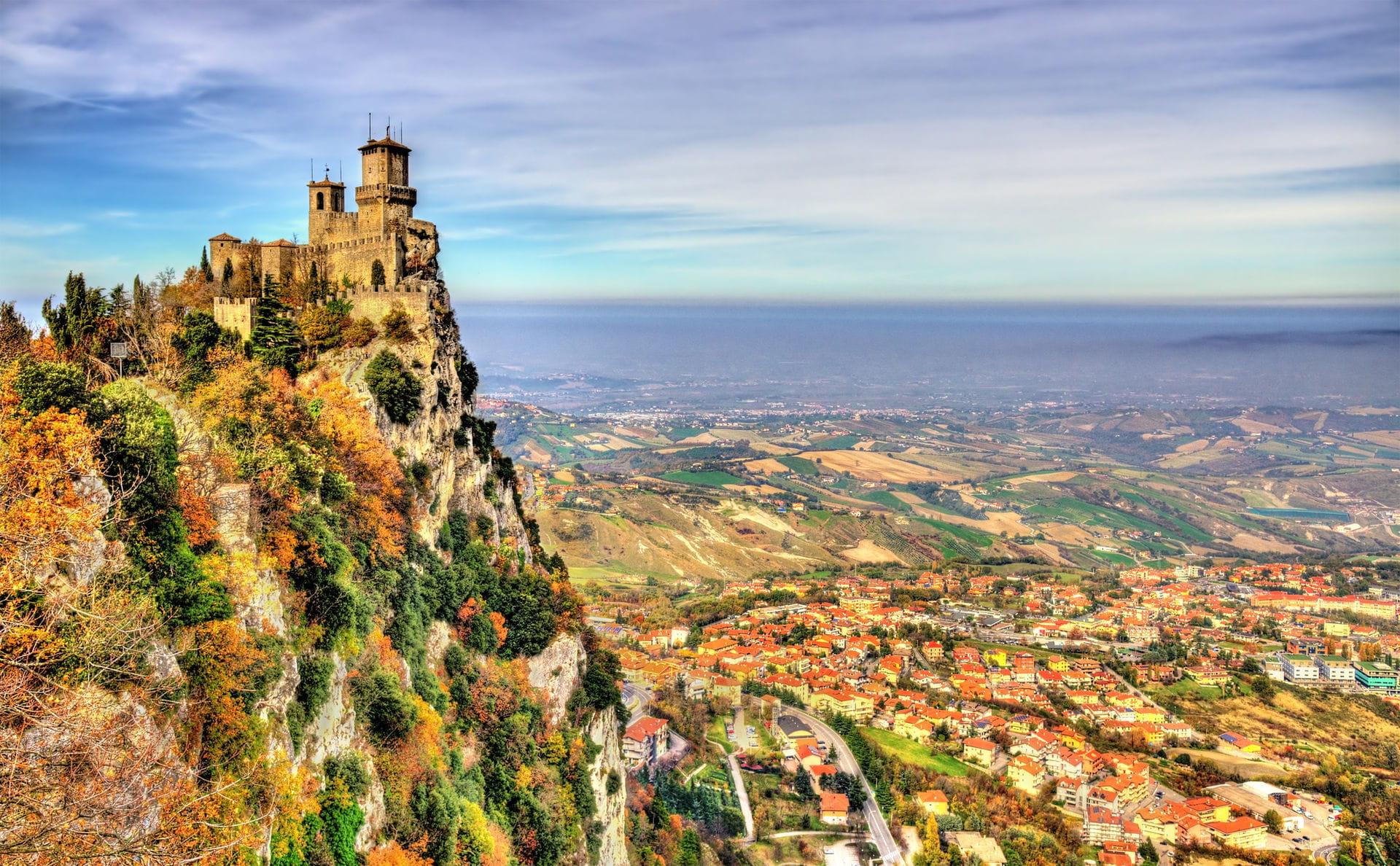 High quality hoto of San Marino - San Marino