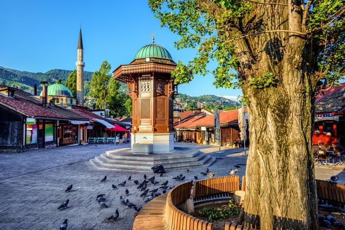 Quality photo of Sarajevo - Bosnia and Herzegovina