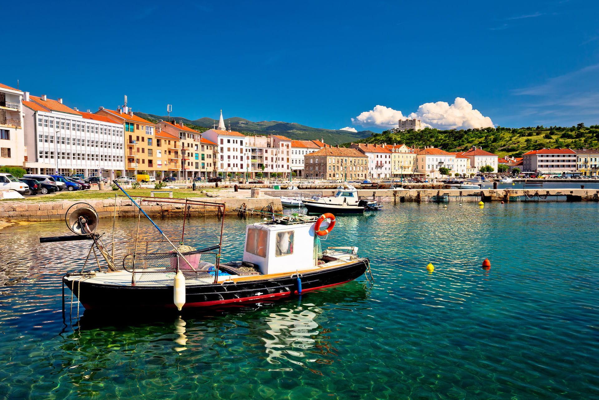High quality hoto of Senj - Croatia