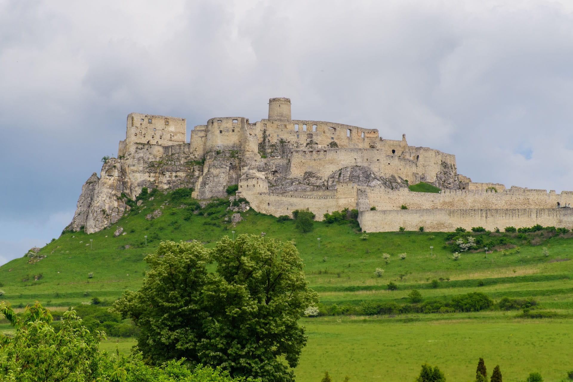 High quality hoto of Spissky Castle - Slovakia
