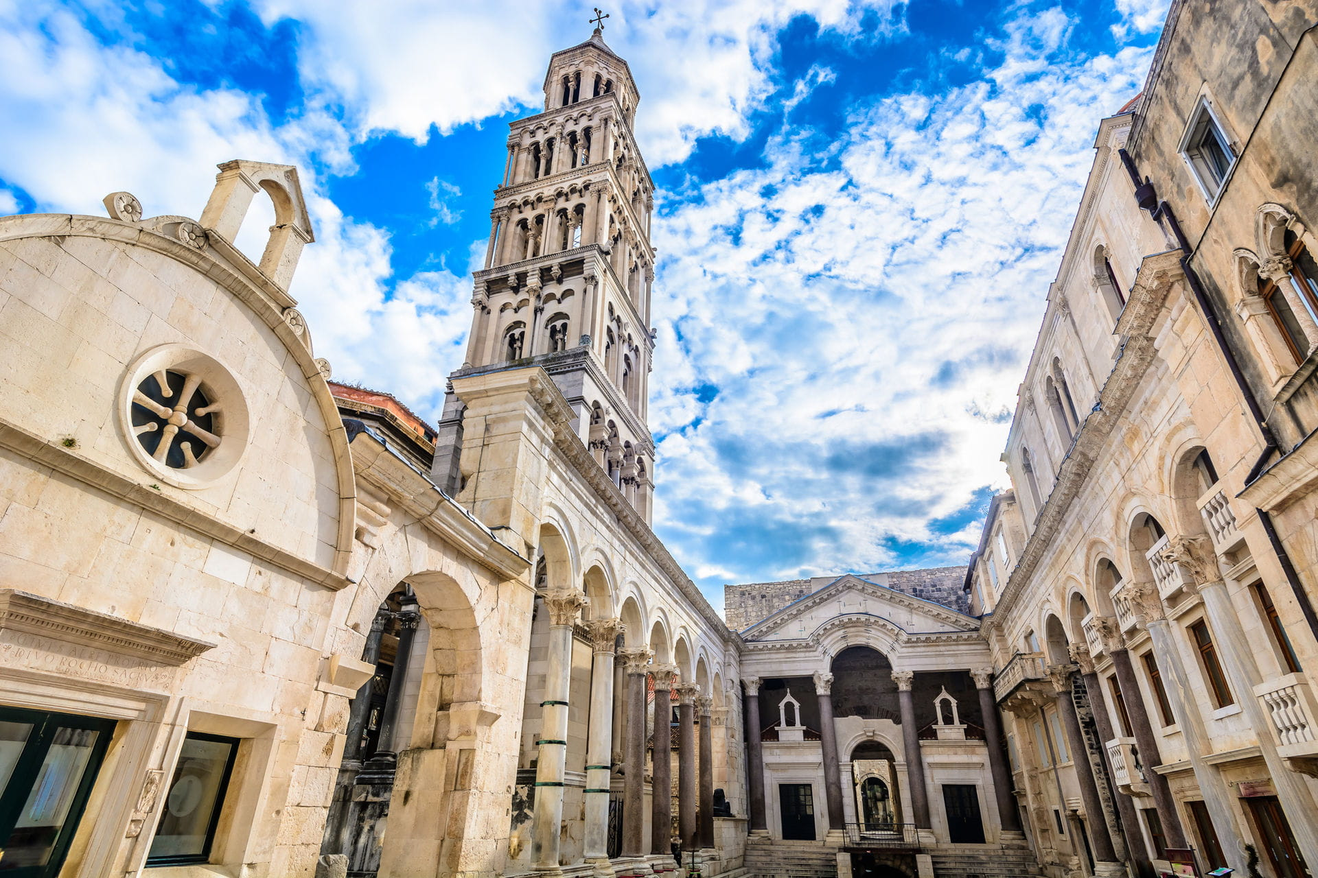 High quality hoto of Split - Croatia