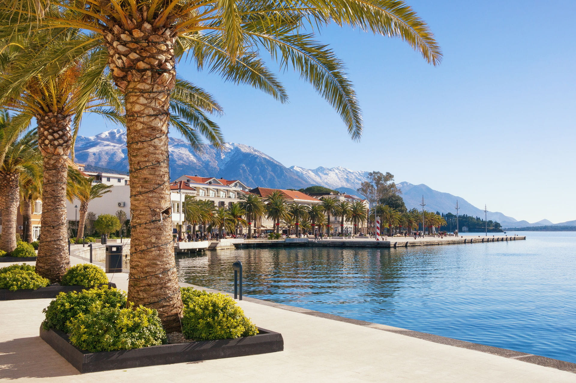 High quality hoto of Tivat - Montenegro