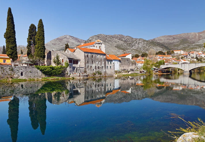Quality photo of Trebinje - Bosnia and Herzegovina