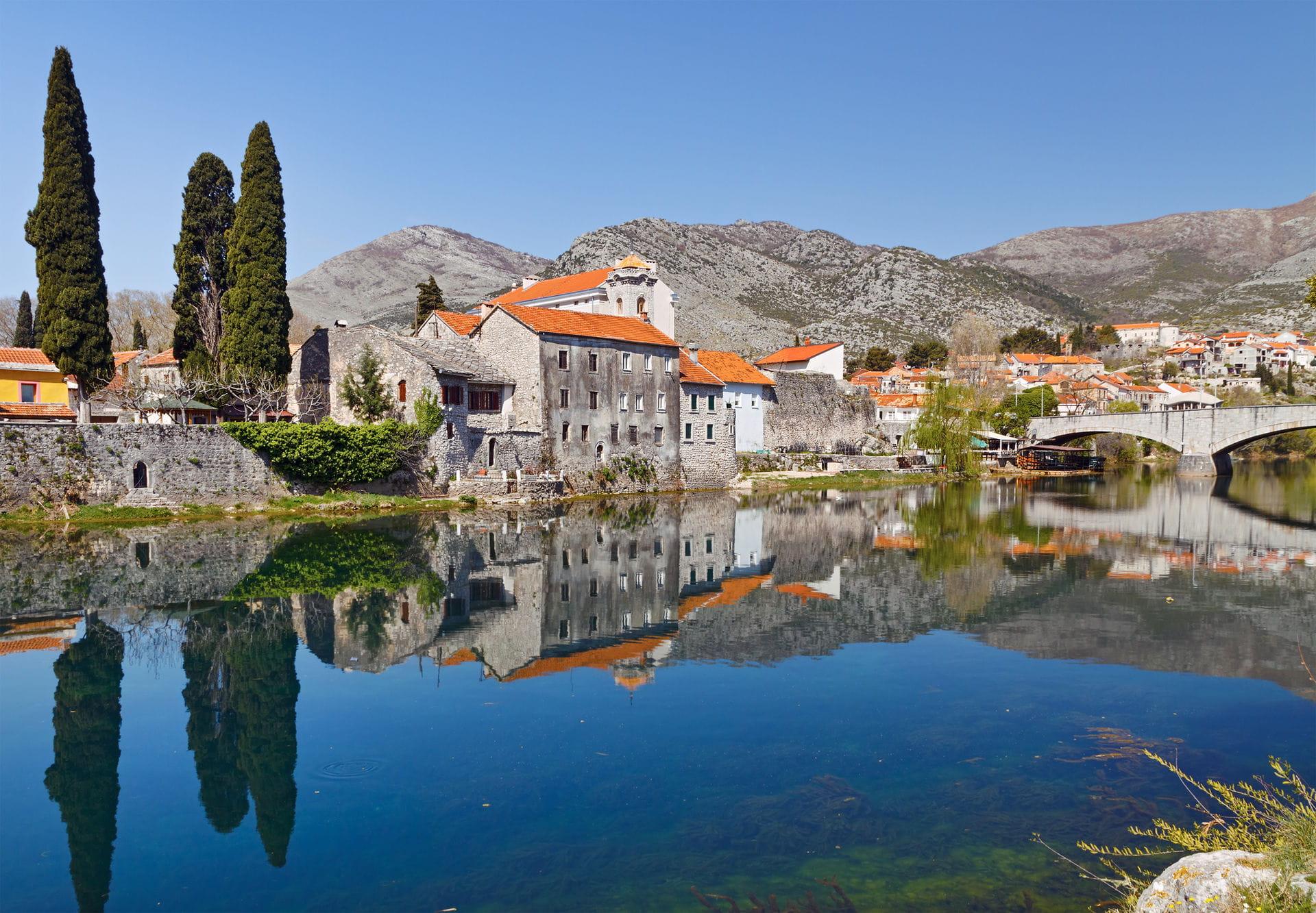 High quality hoto of Trebinje - Bosnia and Herzegovina