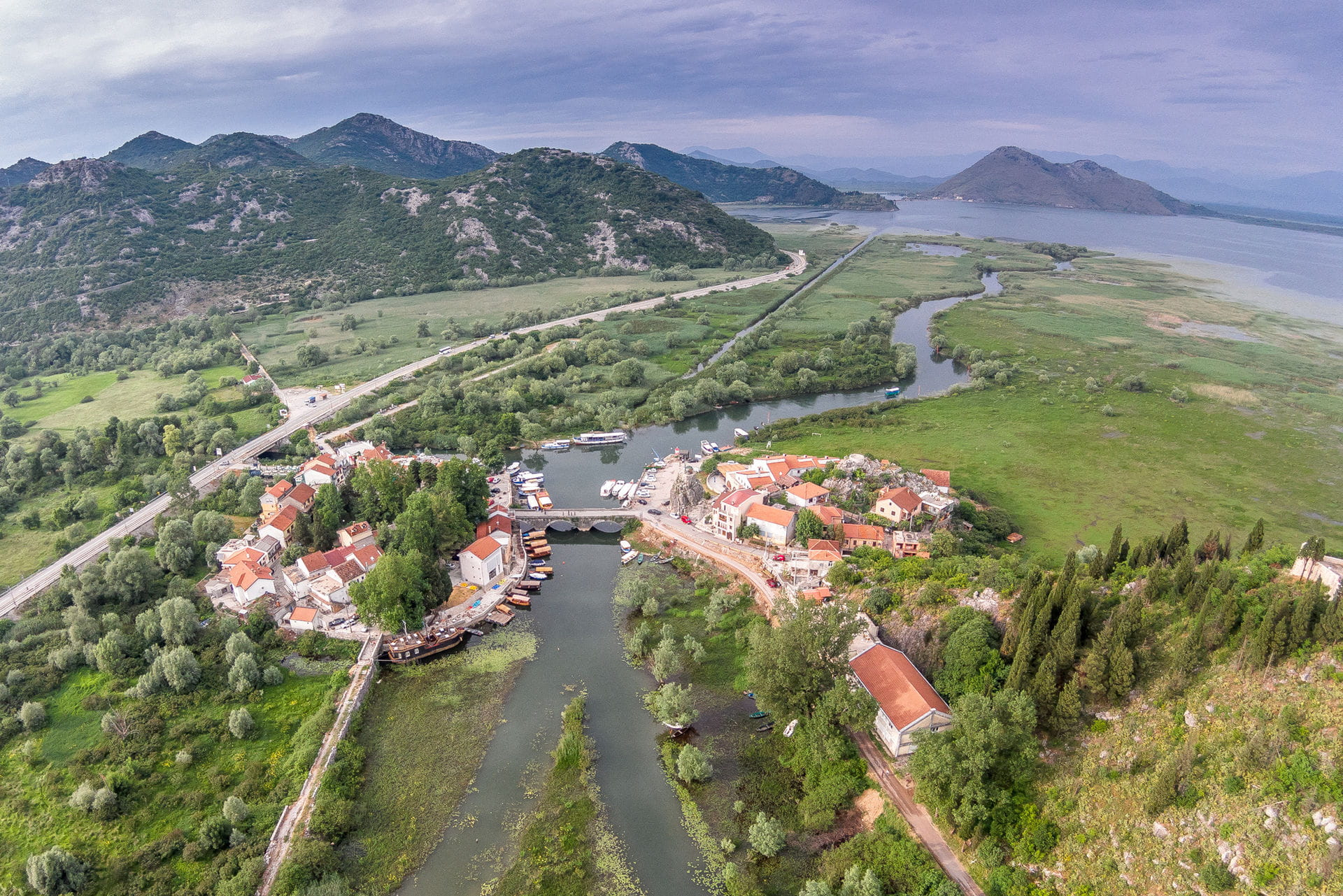 High quality hoto of Virpazar - Montenegro