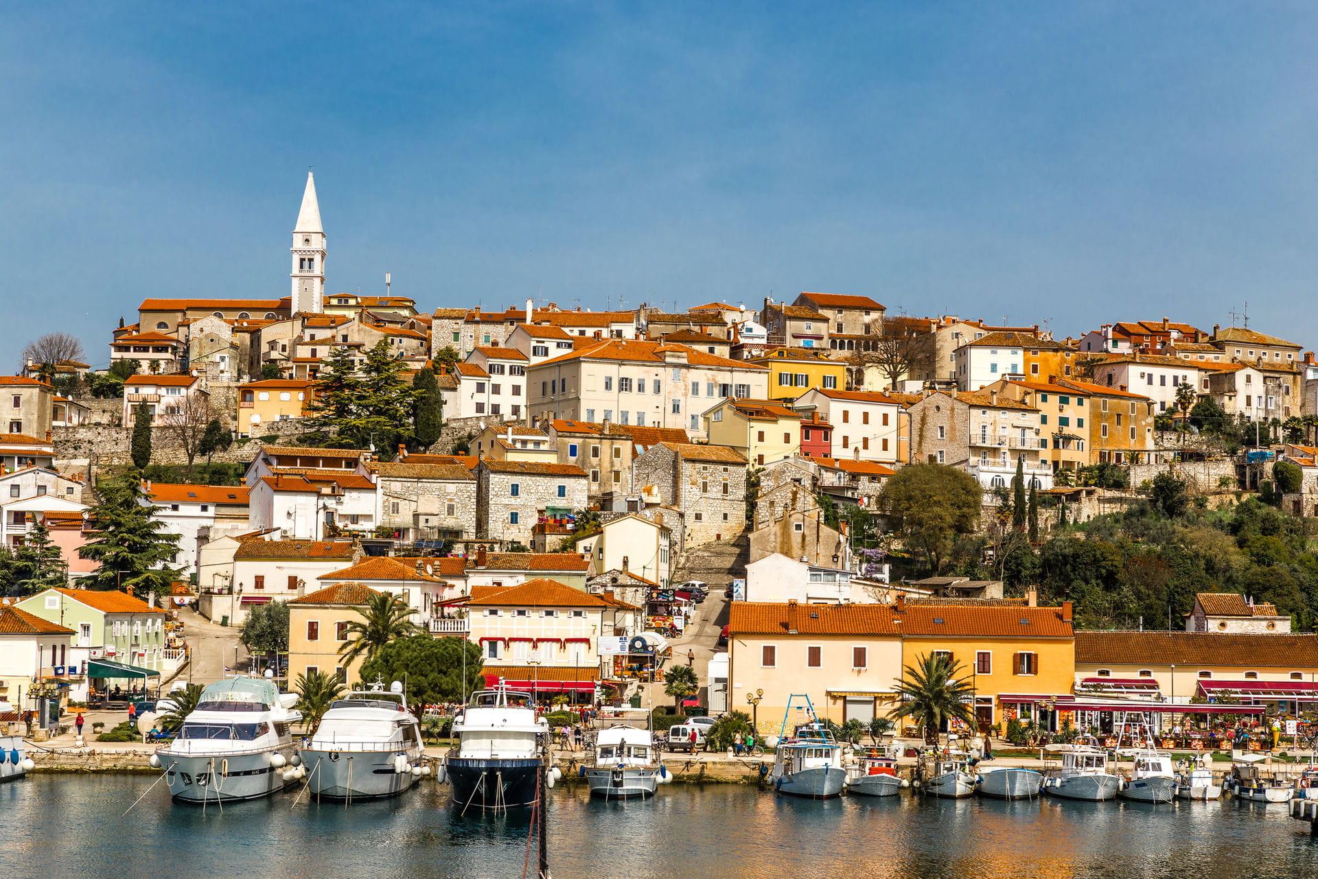 High quality hoto of Vrsar - Croatia