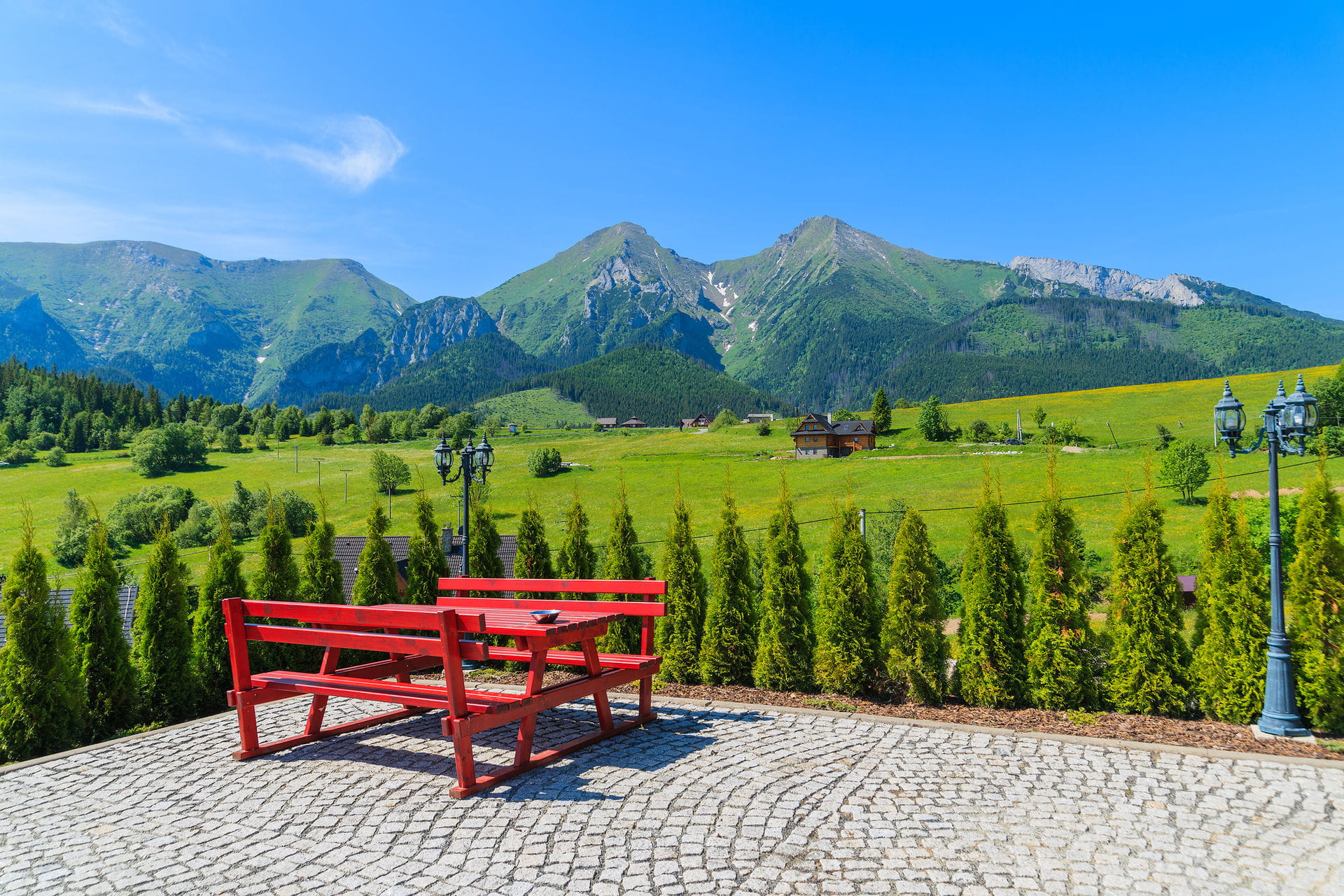 High quality hoto of Zdiar - Slovakia